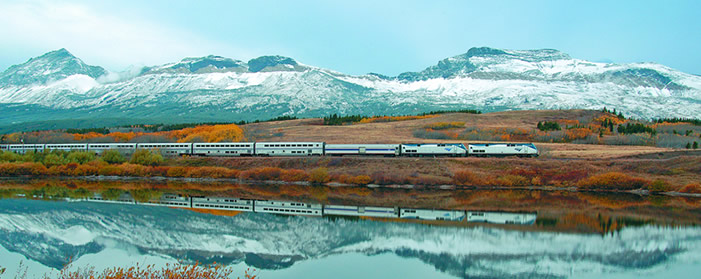Amtrak-Empire-Builder winter